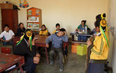 Organización infanto-juvenil