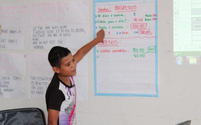 Participación de NNAs en Presupuestos Participativos.