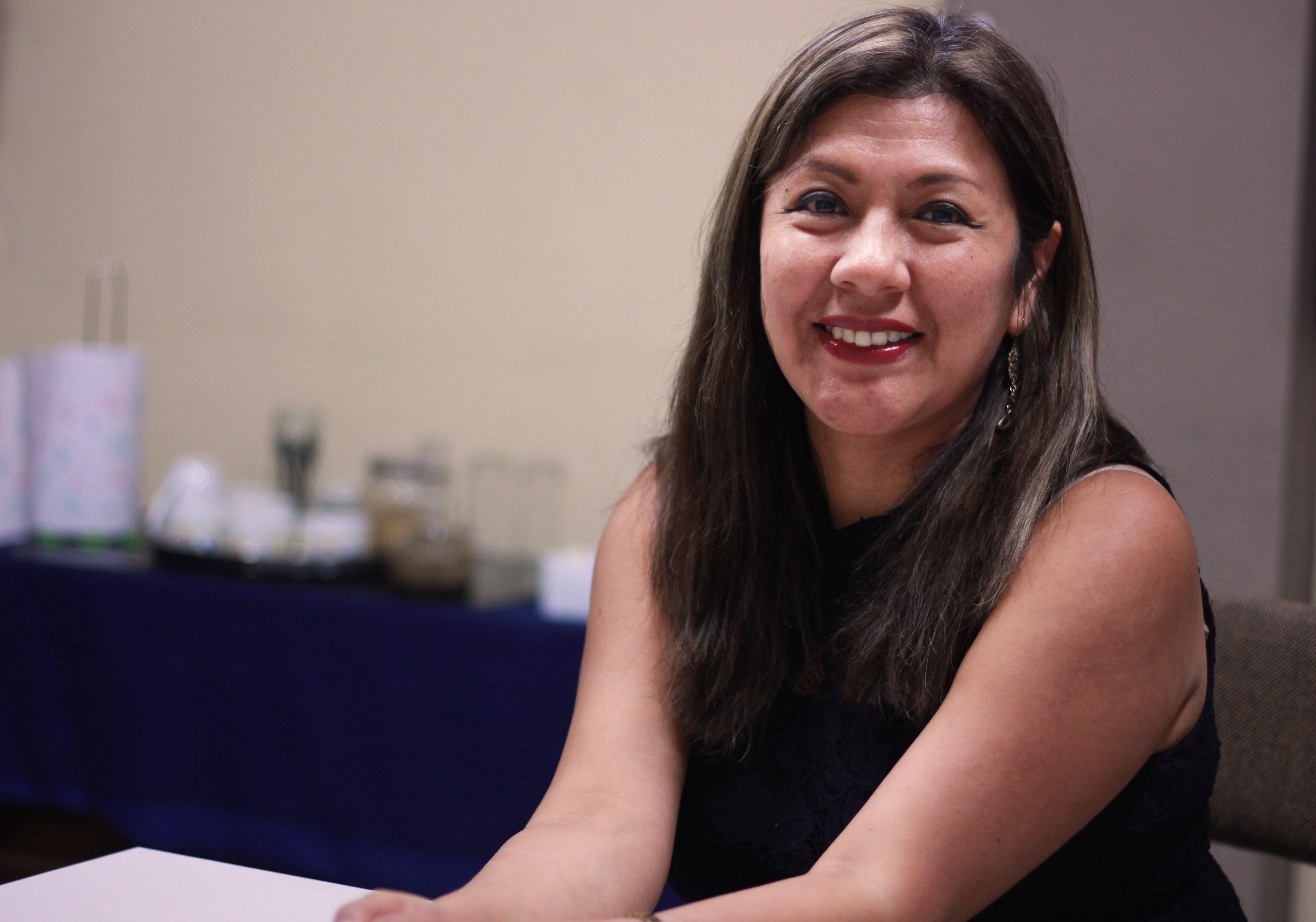 Geraldine Sandoval Chamayo