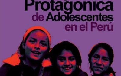 Presentación de libro: La Familia y la participación protagónica de adolescentes en el Perú.